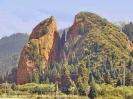 Фотографии иссыккульской части Тянь-Шаня
